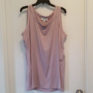 St. John Top in Lavendar